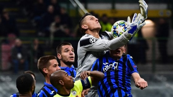 Atalanta-Manchester City 1-1: Pasalic risponde a Sterling, primo punto per i nerazzurri