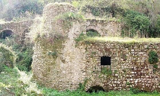 La Valle dei mulini: a Gragnano un progetto per farla rinascere