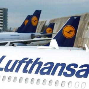 Lufthansa: Alitalia ok se ristrutturata. La scadenza del 21 novembre non è realistica