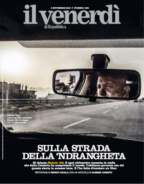 Sulla strada della 'Ndrangheta