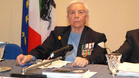E' morta a 97 anni Maria Pia Fanfani
