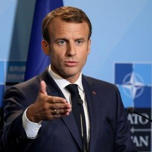 Siria: Macron, la Nato è in stato di morte cerebrale