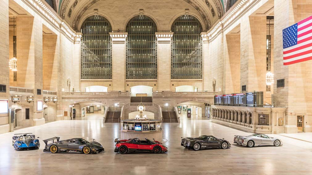 "In mostra a New York ""Pagani. The Story of a Dream"""
