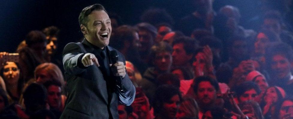 """Tiziano Ferro a Sanremo? """"Ne stiamo parlando"""""""
