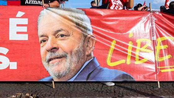 """Brasile, Lula a un passo dalla libertà. Corte Suprema: """"In carcere solo dopo giudizio definitivo"""""""
