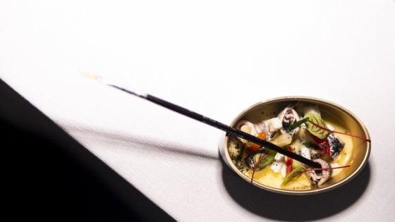 Le magie in cucina di Tomaž Kavcic: a Roma tra tradizione e sentimento
