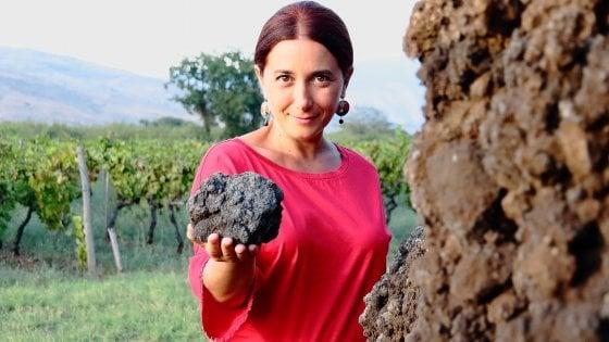 La vignaiola combattente che difende l'identità dell'Etna