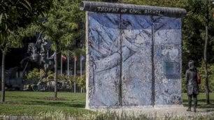 Muro di Berlino: è ovunque