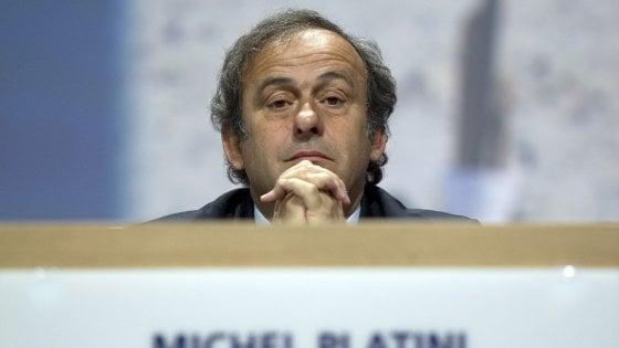 Michel Platini porta la Uefa in tribunale: chiesti 7 milioni di euro