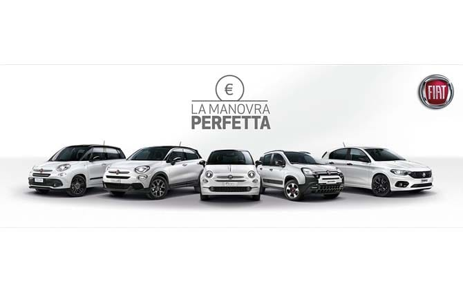 """""""Manovra Perfetta"""", ecco l'idea di Fiat e Lancia"""