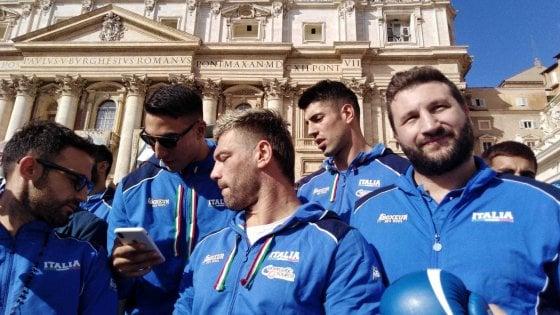 """Boxe, Cammarelle: """"Obiettivo Tokyo, l'Italia è pronta"""""""