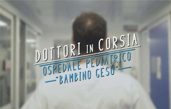 'Dottori in corsia', Federica Sciarelli racconta le storie dei piccoli pazienti del Bambino Gesù