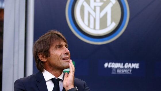 """Inter, Conte: """"Sfogo? Solo parole costruttive. Voglio l'eccellenza, non vivacchiare"""""""