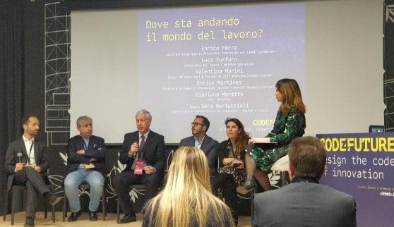 Code4future, l'innovazione ha casa a Roma.