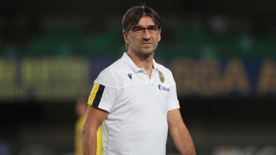 """Verona, Juric: ''Io pericoloso? Buu a Balotelli li ho sentiti solo in video"""""""