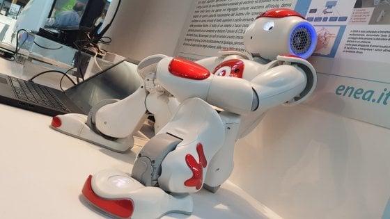 Nao, robot genio dell'energia in casa. Così la smart home ci farà risparmiare