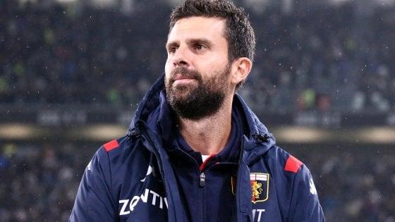 """Genoa, Motta: """"A Napoli per fare una grande partita"""""""