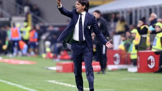 """Lazio, Inzaghi: """"Il Celtic? Guardiamo avanti e pensiamo alla Champions"""""""