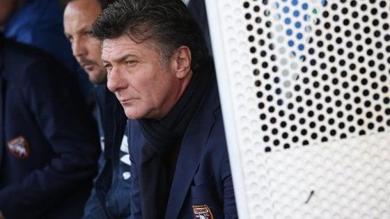 """Torino, Mazzarri: """"Bravi, ho rivisto lo spirito del derby"""""""