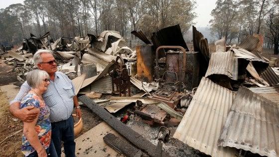 """Australia, allerta massima incendi: """"Livello catastrofico, prepariamoci al peggio"""""""