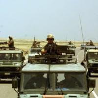 """Militari italiani feriti in Iraq, Isis rivendica l'attacco: : """"Feriti quattro crociati e..."""
