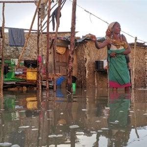 Mozambico, migliaia di persone sono a rischio di malattie e malnutrizione all'inizio della stagione delle piogge