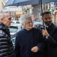 """Segre, Verdelli: """"Sì alla proposta di candidarla alla presidenza della Repubblica"""""""