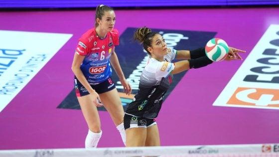 Volley femminile, Serie A1: Novara e Conegliano subito in campo