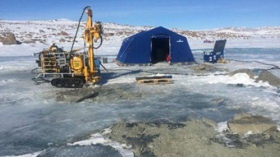 Antartide, nei ghiacci indizi per cercare la vita su Marte