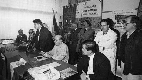 Trent'anni fa la svolta della Bolognina: così la sinistra cominciò a trasformarsi