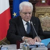 """Nassiriya, Mattarella: """"I morti in missione un vincolo morale per continuare nell'impegno..."""