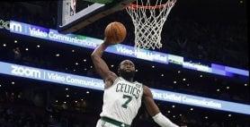 Boston, 8 vittorie di fila Leonard affonda Toronto