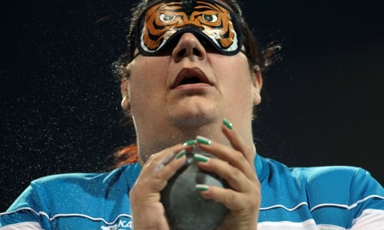 Atletica paralimpica: Legnante oro anche nel disco e record europeo ai mondiali di Dubai