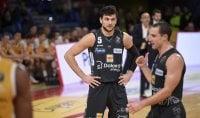 Brutto stop interno per Trento Champions: cade Brindisi
