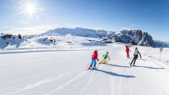 Alto Adige-Tirolo, grandi comprensori contro: è sfida all'ultimo sciatore