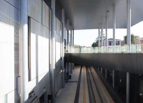 """Matera inaugura la sua stazione da archistar. Boeri: """"Abbiamo creato un luogo"""""""