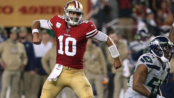 Jimmy Garoppolo, dallAbruzzo a San Francisco il ragazzo che fa impazzire il football americano