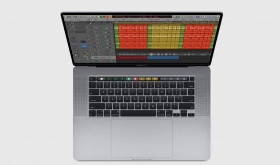 Apple, arriva il MacBook Pro da 16 pollici. Laptop con numeri da record