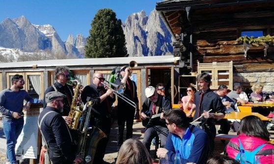 Al via la stagione sciistica in Val di Fassa