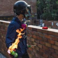 Hong Kong, la stampa di regime annuncia l'imposizione del coprifuoco nel weekend