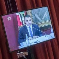 """M5S, Luigi Di Maio. attacca gli avversari interni: """"Chi vuole fare gli affari suoi lasci..."""