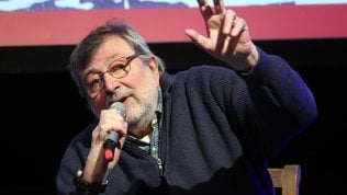"""Guccini e il suo Natale a Pavana: """"Non torno a cantare, ora faccio lo scrittore"""""""