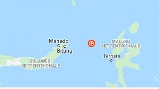 Indonesia, violenta scossa di terremoto di magnitudo 7.4. Allerta tsunami, poi cancellata