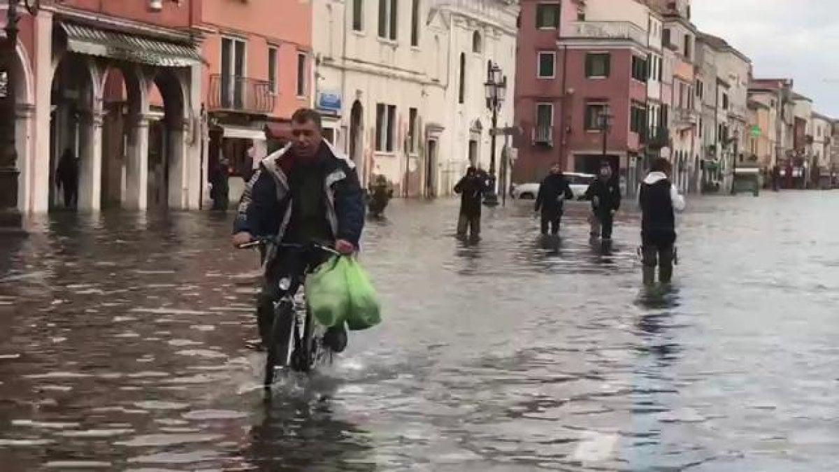 Ondata di maltempo sull'Italia. E sono in arrivo due vortici ciclonici