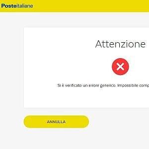 Poste Italiane, giornata di disagi online: difficile accedere ai servizi BancoPosta e Postepay