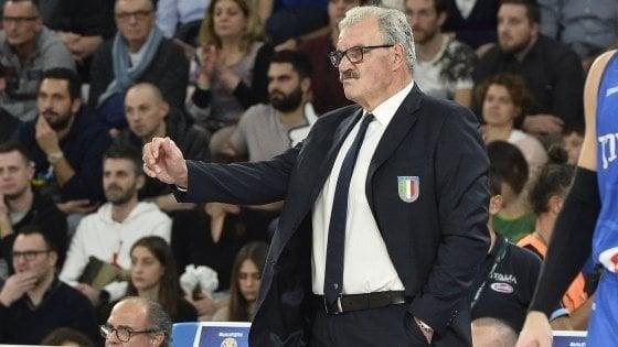 Basket: Preolimpico in Croazia, Serbia, Lituania e Canada. L'Italia cerca il pass