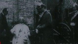 Il primo Papa in video: svelata una bufala sui fratelli Lumière