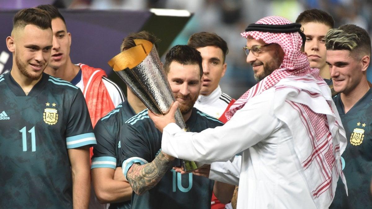 Argentina-Brasile 1-0: Messi stende la Seleçao
