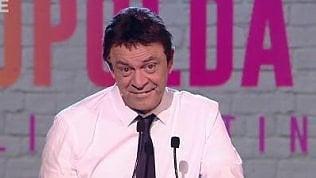 """""""Io di sinistra? Amici di Forza Italia è una fake news, sono dei vostri"""""""