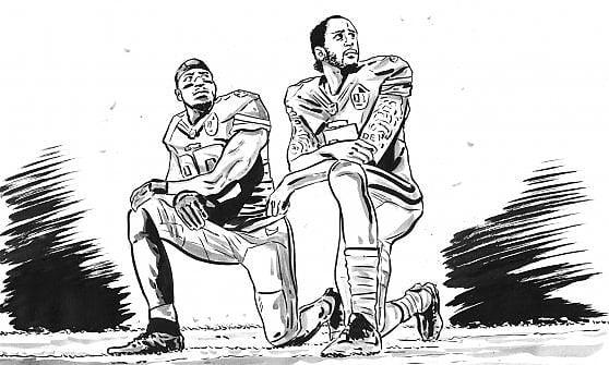 Nfl: Kaepernick, il quarterback ribelle, stupisce nel provino dopo 3 anni di stop
